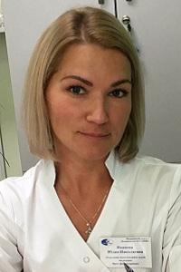 Иванова Юлия Николаевна