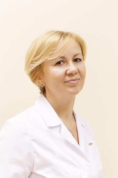 Яловинская Инна Ивановна