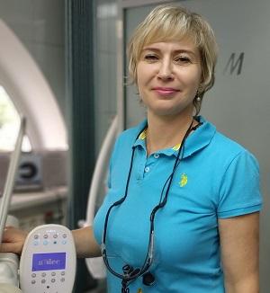 Янкелевич Ольга Валерьевна