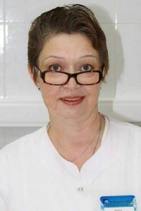 Яннау Ирина Николаевна