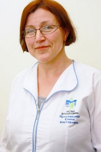 Ярославцева Елена Викторовна