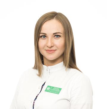 Яшкова Анастасия Александровна