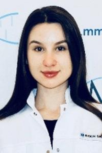 Екатериничева Анастасия Юрьевна