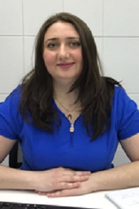 Ерашова Лиа Валерьевна