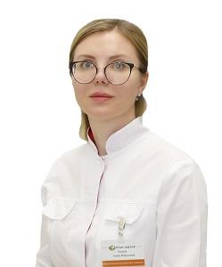 Есина Анна Юрьевна