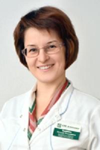 Касапова Евгения Николаевна