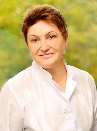 Каштанова Галина Ивановна