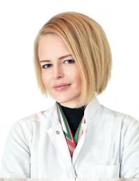 Казанцева Елена Владимировна