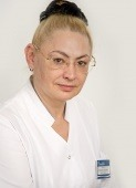 Комова Светлана Акимовна