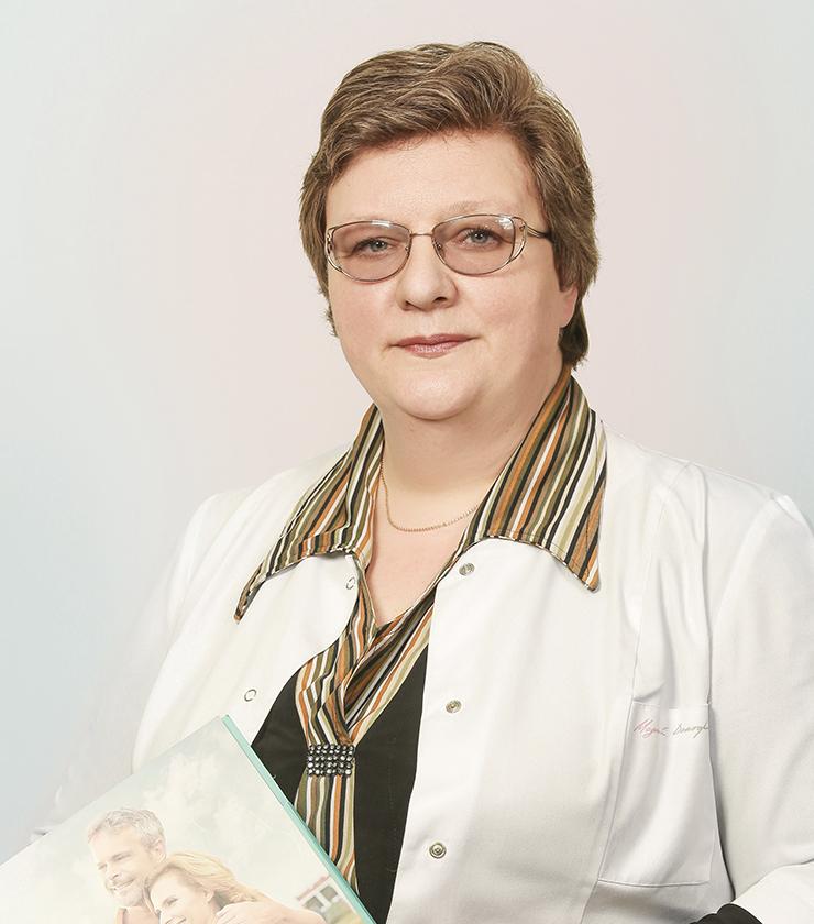 Константинова Анна Николаевна