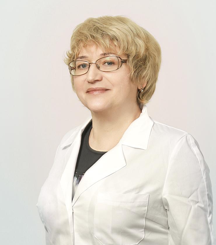 Корнилова Наталья Михайловна