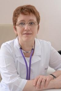 Коробова Лариса Алексеевна