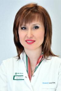 Костина Ирина Евгеньевна