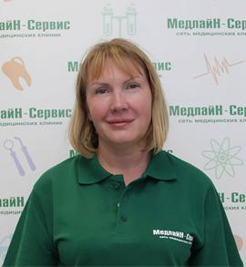 Ковригина Елена Викторовна