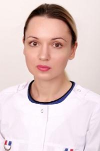 Кудинова Анастасия Вячеславовна