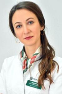 Кудряшова Елена Васильевна