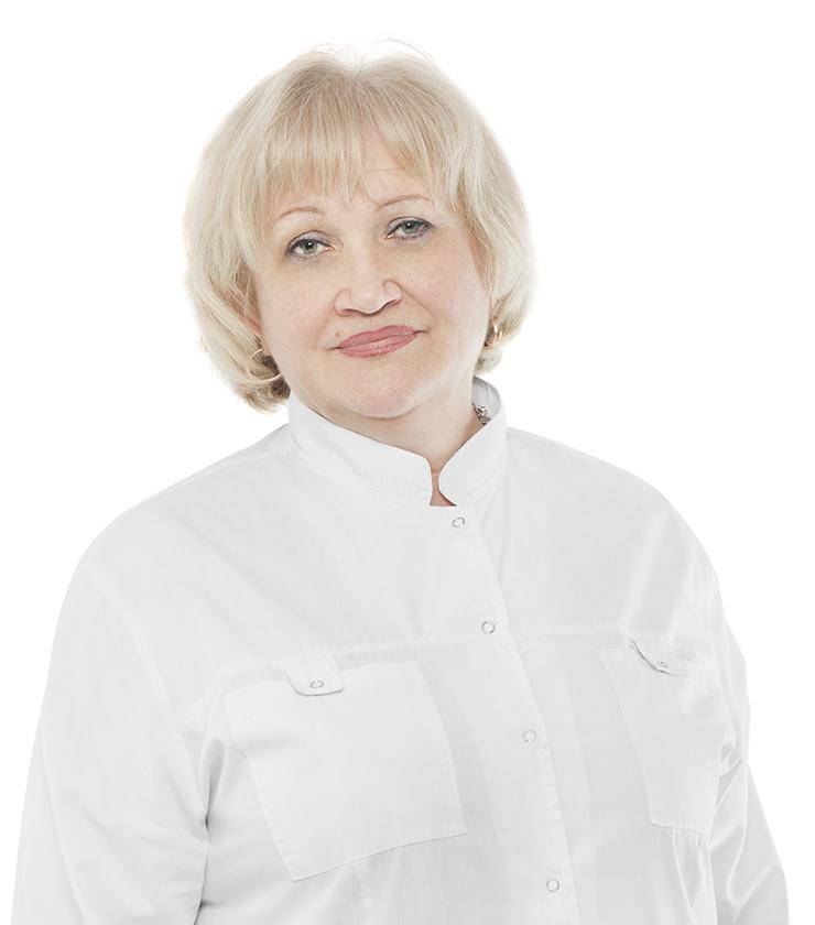 Кунцева Людмила Михайловна