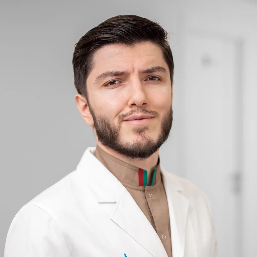 Курбанисмаилов Гаджи Ибрагимович
