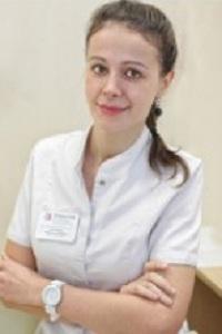 Курочкина Юлия Рустамовна