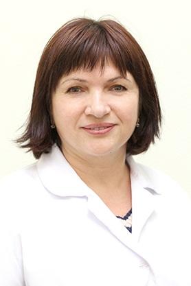 Кузина Елена Николаевна