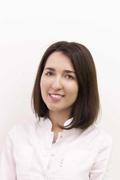 Квасова Анастасия Николаевна
