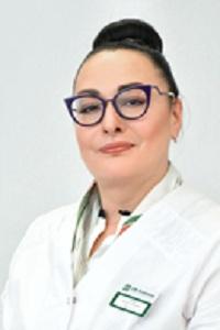 Лайцан Каринэ Юрьевна