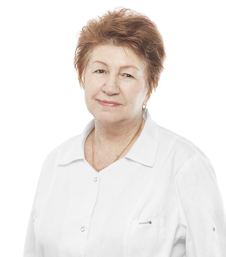 Лаврищева Антонина Владимировна
