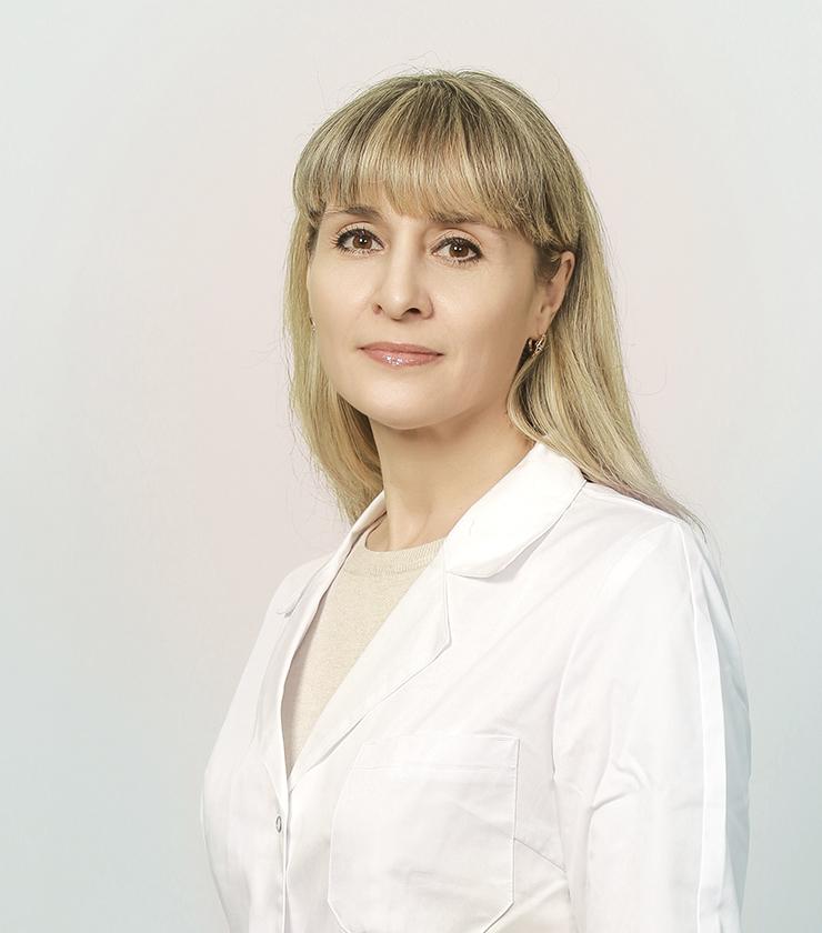 Лазарева Софья Антоновна