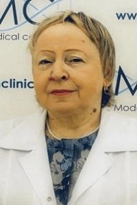 Лазарева Валентина Николаевна