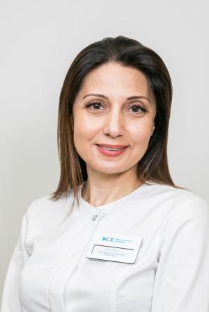 Мачитидзе Екатерина Цезаревна