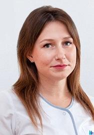 Макаренко Элина Сергеевна