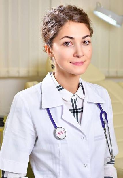 Маказан Надежда Викторовна