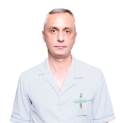 Макушинский Сергей Николаевич