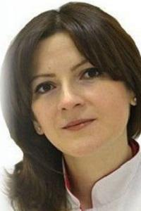 Манучарян Анжелика Гариковна