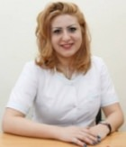 Манукян Ирина Левоновна