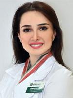Маршенкулова Лаура Аслановна