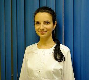 Марусенко Татьяна Игоревна