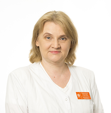 Мирушкина Светлана Сергеевна