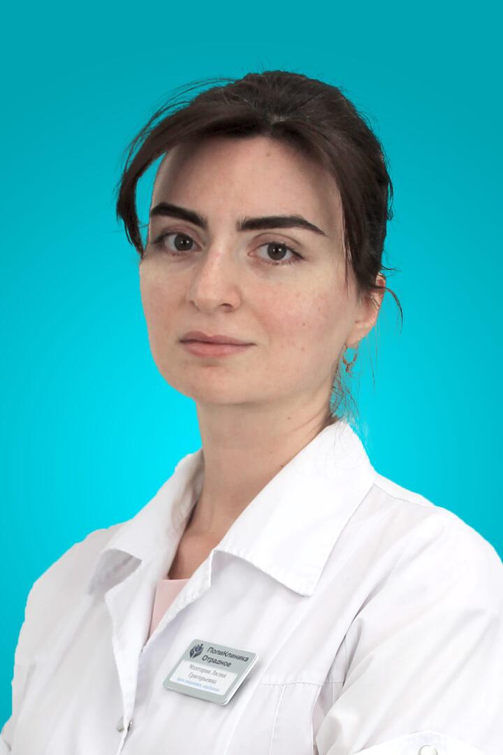 Мхитарян Лилия Григоровна