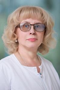 Молчанова Надежда Павловна