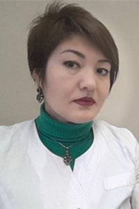 Молдокасымова Айсулуу Кайырбековна