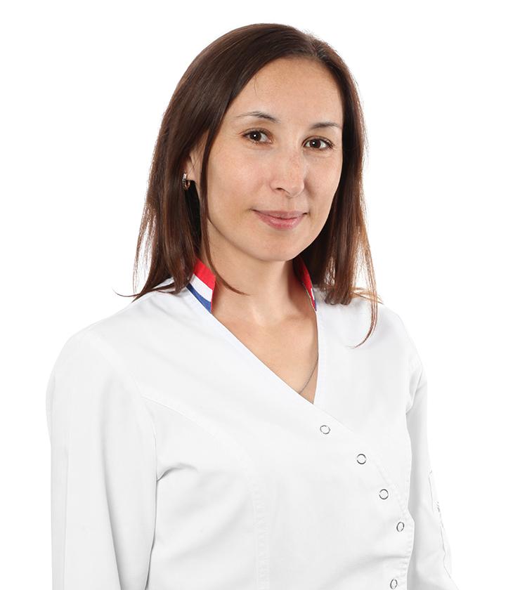 Морган Инесса Николаевна