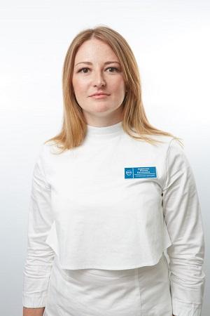 Нафигина Ксения Евгеньевна