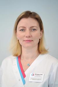 Нестеренко Елена Олеговна