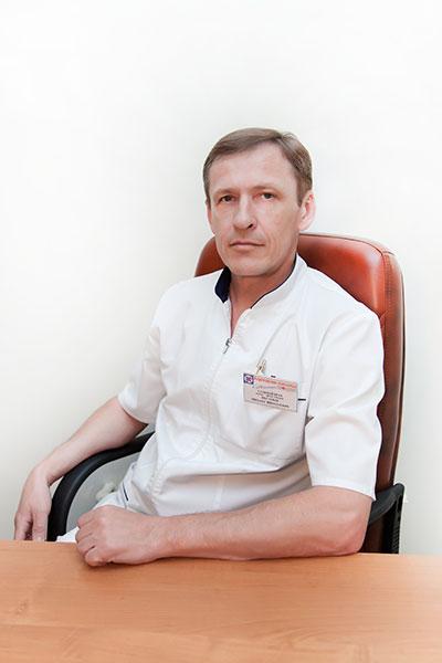 Нестеров Михаил Николаевич