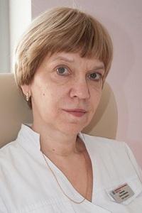Никитина Ольга Алековна