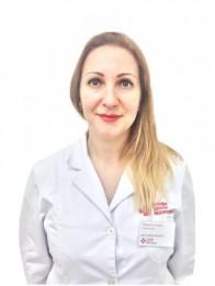 Николаева Анна Сергеевна