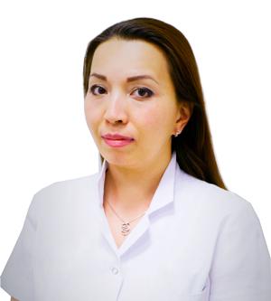 Норматова Диля Яшиновна