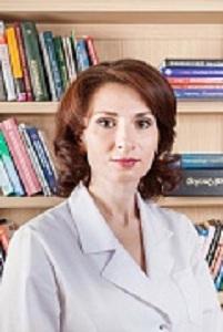 Омельченко Инна Николаевна