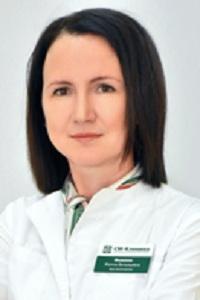 Осокина Жанна Витальевна